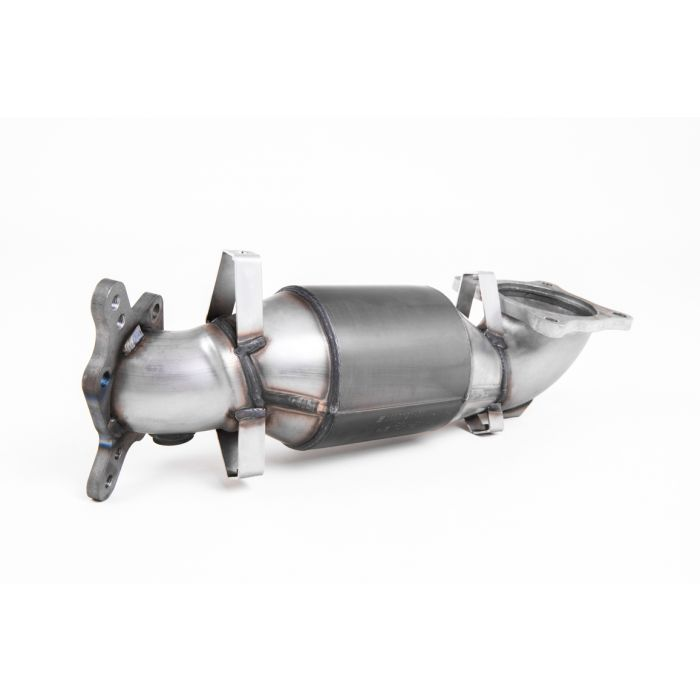 Milltek Sport SSXHO238 Cast Downpipe with HJS High Flow Sports Cat