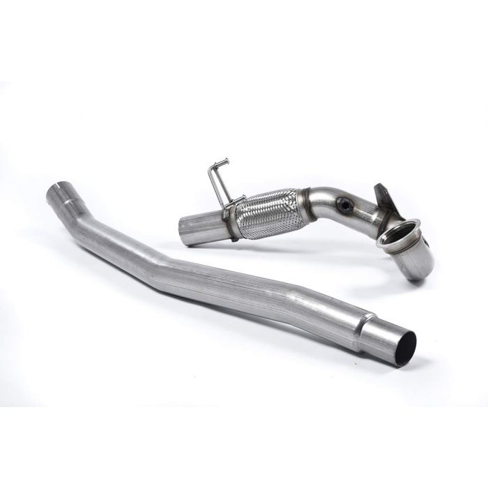 Milltek Race SSXVW348 Large-bore Downpipe and De-cat