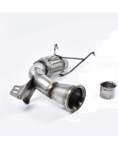 Miltek miltek sport SSXM428 large-bore downpipe and de-cat